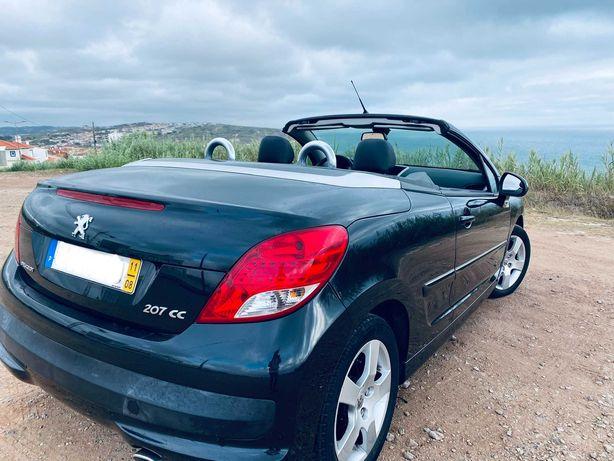 Descapotável - Peugeot 207 CC; agosto 2011; NAO COMPRE! :)