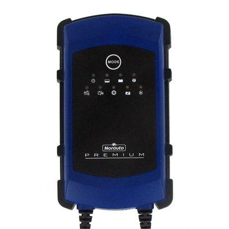 Prostownik ładowarka do akumulatora Norauto Premium HF800 8 A 6-12 V