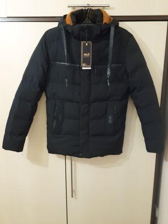 Зимня чоловіча куртка DGJJ Dong gan ji jie зимова куртка nike adidas