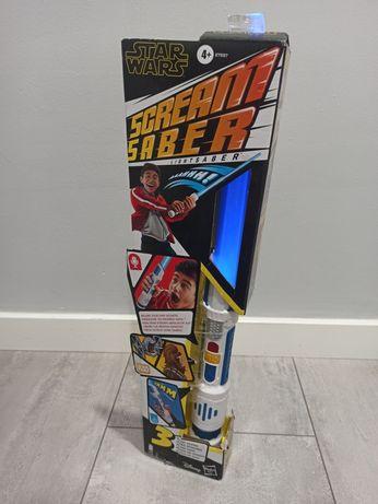 Star Wars Miecz Świetlny Hasbro Scream Saber