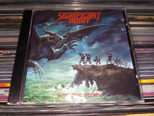 Significant Point - Into The Storm CD