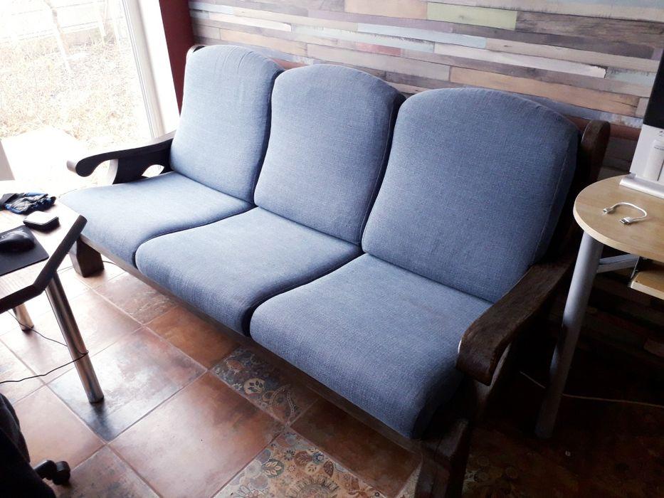 Комплект меблів дубових Полтава - изображение 1