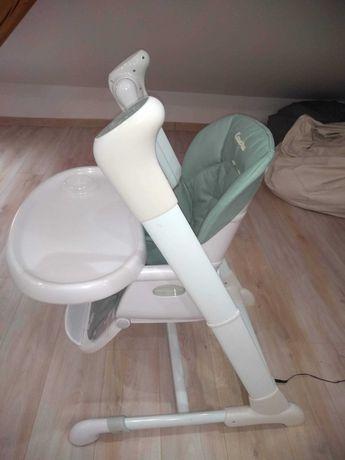 Krzesełko+huśtawka 2w1 indigo caretero