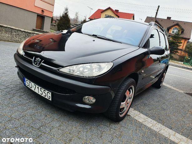 Peugeot 206 2.0hdi 90km, Zdrowa Blacharka, Ładny Stan