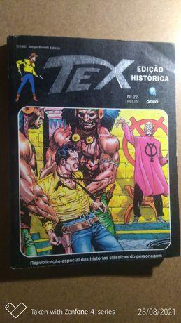 Antigo Livro TEX edição histórica 1997
