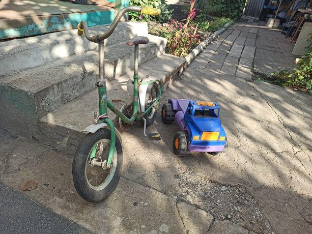 Продав велосипед времён ссср