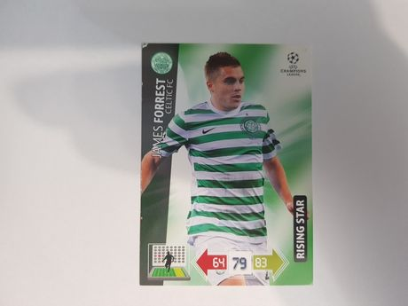 FORREST Rising Star Champions League 2012/2013 Update Panini