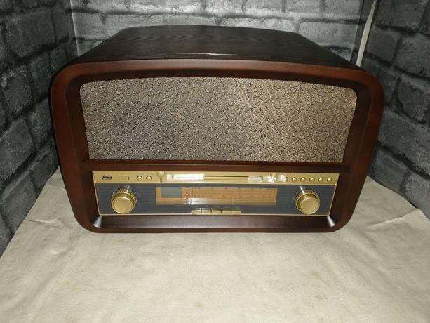 Gramofon radio CD USB
