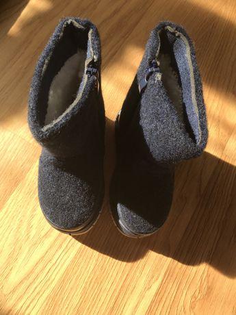 Сапожки дитяче взуття зима 23 розмір 14,5 см