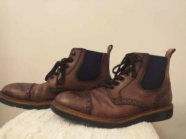 Buty skórzane LLOYD