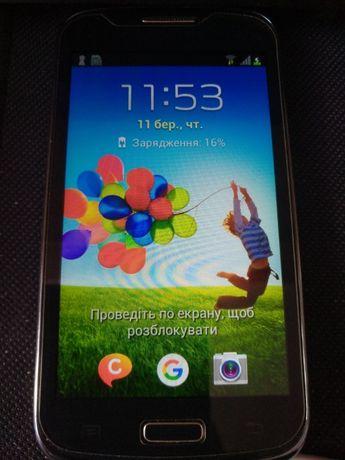 Продам вжив. моб. тел. Samsung GT-I8262 Galaxy Core Metallic blue