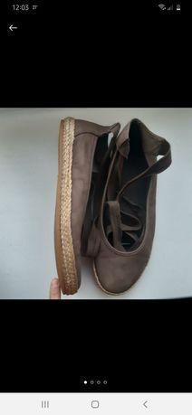 Мокасины, туфли, балетки