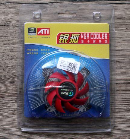 VGA Cooler YOTA nVidia GeForce / ATi Radeon zasilanie 2PIN