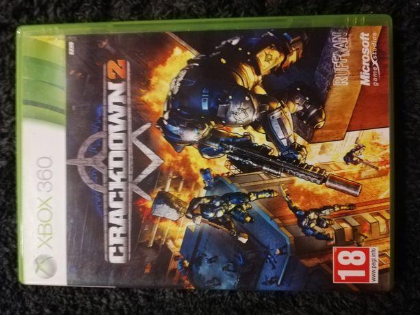 Gra Crackdown 2 Xbox 360