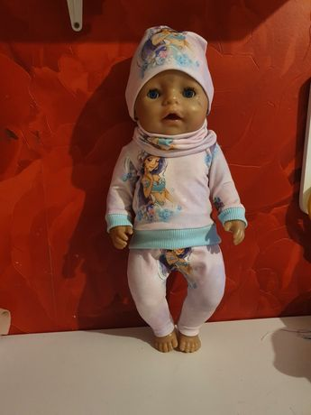 Ubranko dla baby born Dres /sukienka Jasmine z Alladyna