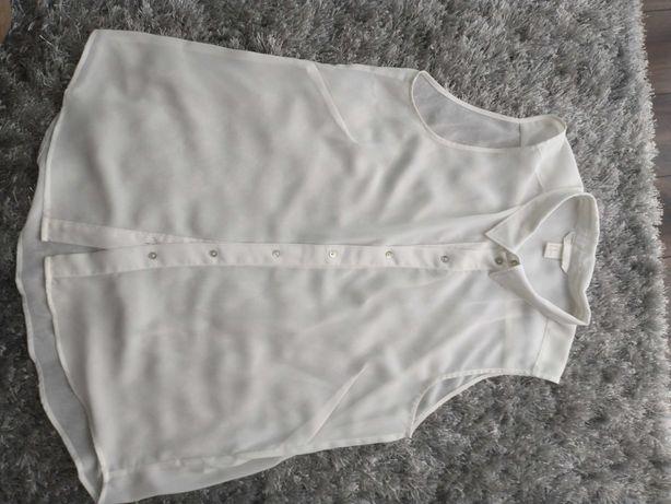 Bluzka koszulka h&m