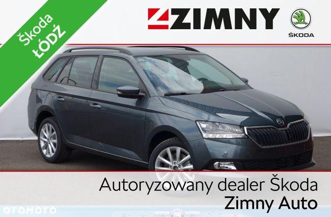 Škoda Fabia Combi Ambition 1.0 TSI 95KM 2020 Pakiet Comfort/Premium (ldz407)