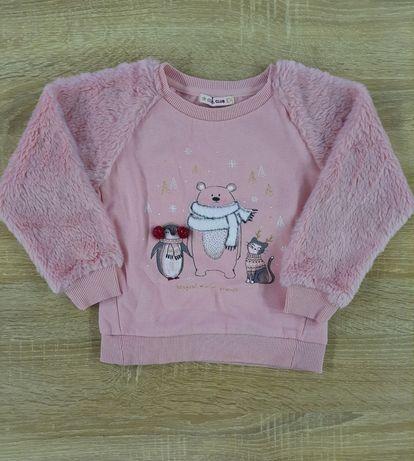 Ciepła bluza cool club 104
