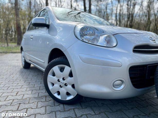 Nissan Micra 58 000 km/ 2 komplety kół/Bluetooth/Serwisowana/Bezwypadkowa