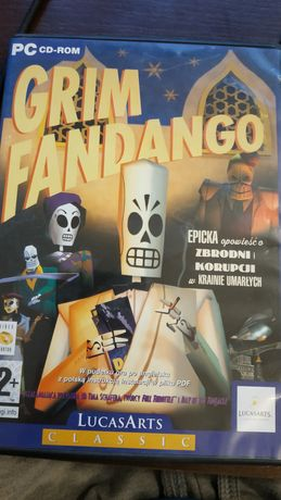 Grim Fandango PC