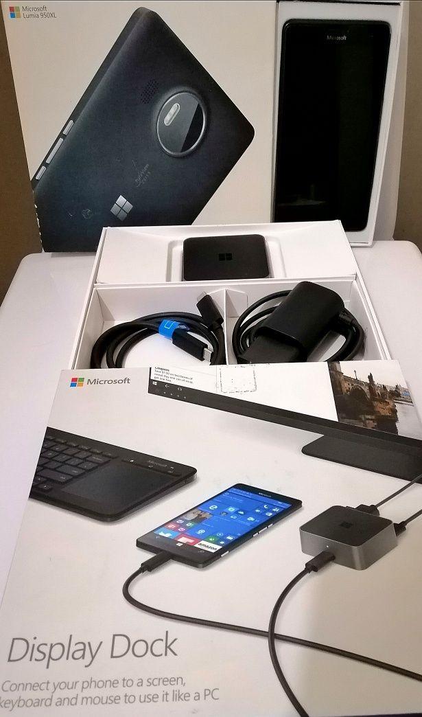 Microsoft Lumia 950/950 XL Dual Sim NFC! Полный Комплект!Идеал!Срочно!