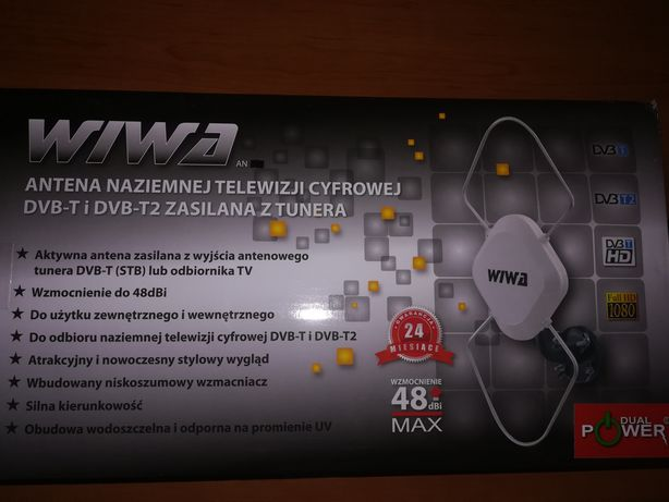 Antena Naziemna - WIWA