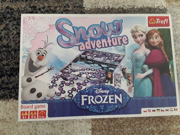 Gra Snow adventure Trefl