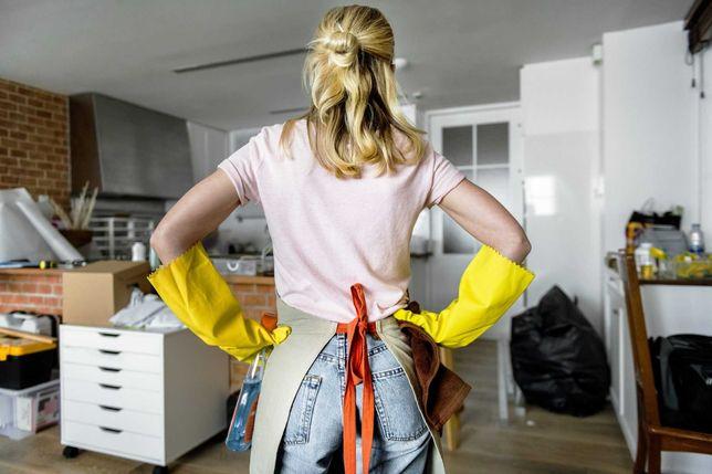 Sprzątanie, prasowanie, mycie okien Wojkowice i okolice