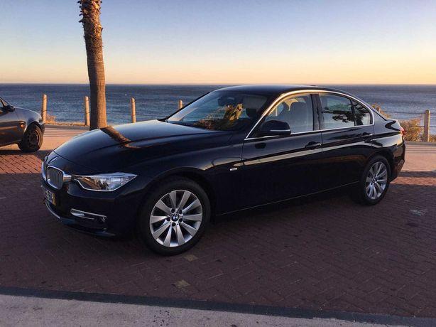 Vendo BMW 318d Berlina, line Modern (Nacional, 174.000 km)