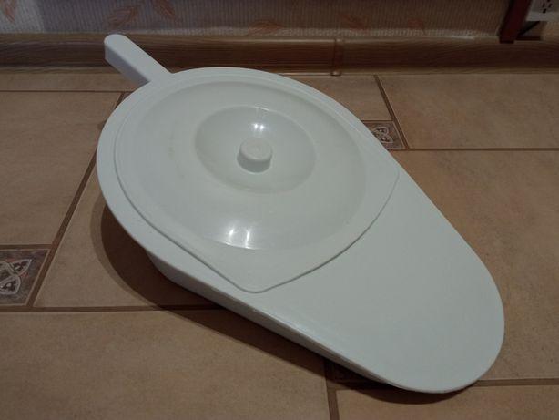 Basen sanitarny – plastikowy