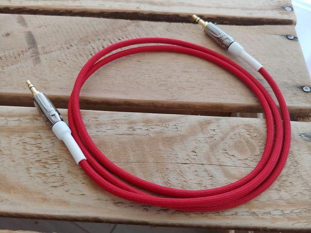 Przewód słuchawkowy / sygnałowy – 2X mini jack 3,5mm