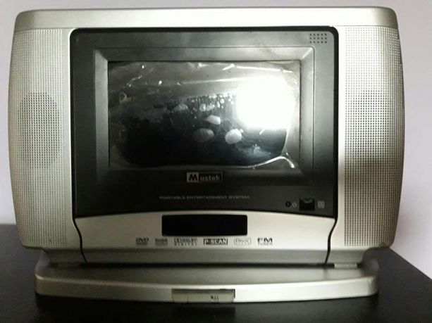 Tv Mustek K107PF (DVD radio)