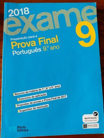 Livro de preparação para exame