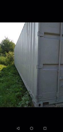 Продам морський контейнер 40 фт