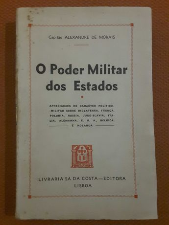 O Poder Militar dos Estados / L´État Moderne / 2.ª Guerra Mundial