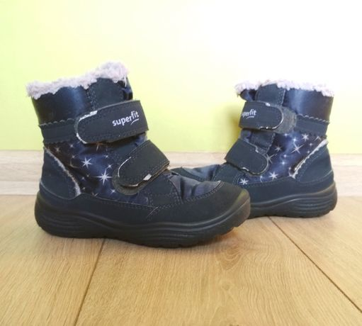 Зимние сапоги, ботинки, термоботинки Superfit