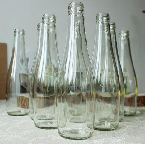 Czyste buteleczki 0,3 l na wino podziękowania dla gości wesele flakon