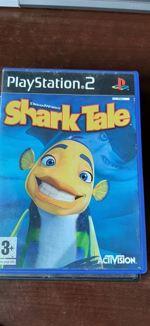 Shark tale na ps2