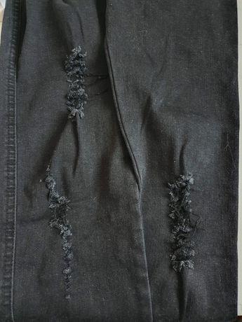 Spodnie z dziurami, firma MARILYN