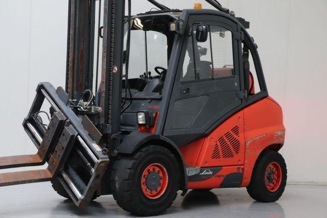 Продам Linde H50T 2011 р.в. РОТАТОР!
