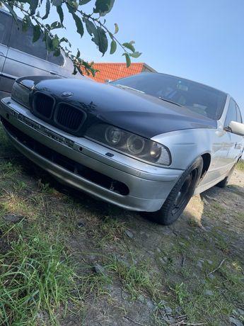 BMW E39 528i газ/бенз