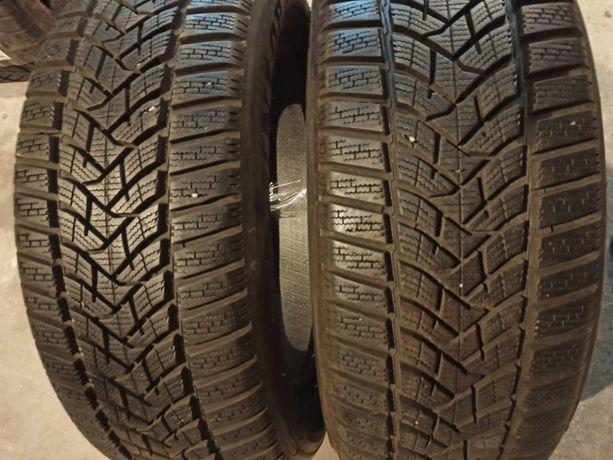 Зимняя резина ПАРА 205/55 R17 Dunlop Winter Sport 5