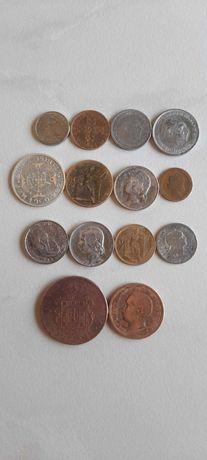 Vendo lote dw moedas