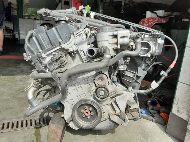 Silnik BMW e87,e81,e90,e91,e92 n43b20a 143KM a cena 5000tys