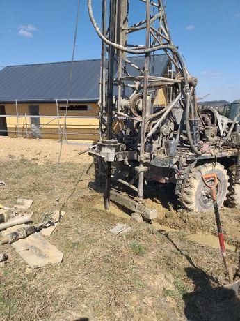 Wiercenie studni głębinowych tarnow nowy sącz Gorlice Kraków myslenice