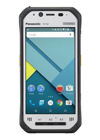 Полностью защищенный планшет Panasonic ToughpadFZ-N1