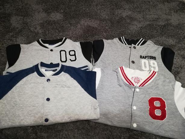 Bluzy chłopięce rozmiar 146