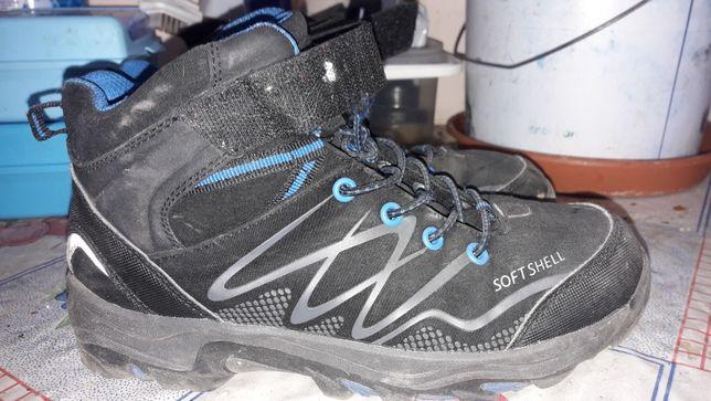 Buty trekkingowe MARTES softshell r35