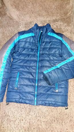 Теплая куртка осень- зима