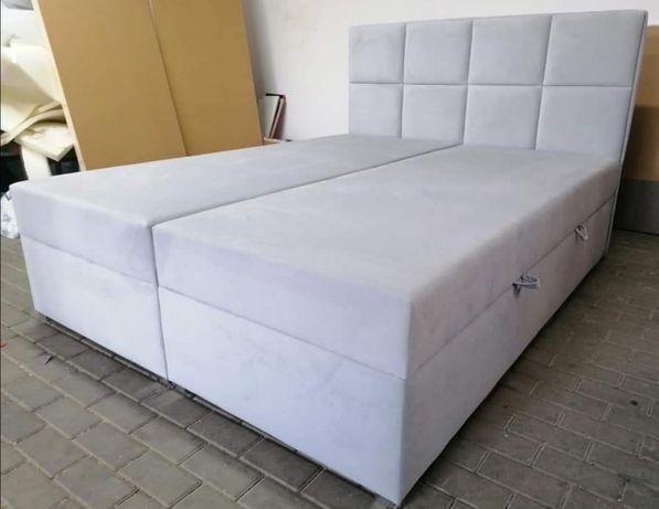 Łóżko sypialniane kontynentalne 140x200